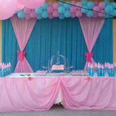 Cumpleaños de cenicienta 5th Birthday, Birthday Parties, Birthday Cake, Cinderella Birthday, Backdrops For Parties, Party Ideas, Desserts, Food, Cinderella