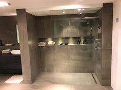 Grey Bathrooms, Bathroom Ideas, New Homes, Bathtub, Mountain, Contemporary, Future, Wedding, Shower
