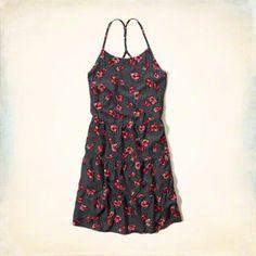 Redondo Floral Print Dress