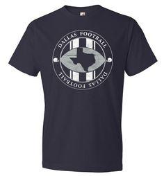 Dallas Football Seal T-Shirt