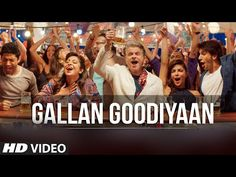 'Gallan Goodiyaan' Video Song | Dil Dhadakne Do | T-Series - YouTube
