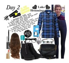 """""""5sos Day 2: Casual Date"""" by lexibruh153 ❤ liked on Polyvore"""