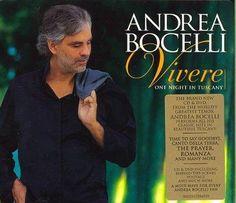 Andrea Bocelli - Vivere-Live In Tuscany