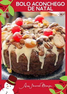 Christmas Deserts, Christmas Food Gifts, Xmas Food, Other Recipes, Sweet Recipes, Brownie Recipes, Cake Recipes, Enjoy Your Meal, Plat Simple