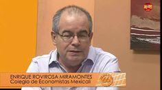 Enrique Rovirosa y la economía en tiempos electorales en México y EEUU