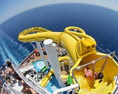 Carnival sunshine Cruise Waterpark