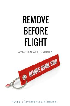 Remove before flight - aviation accessories   pilot gifts #aviation #pilot #flight #key #gift Pilot Gifts, Aviation, How To Remove, Personalized Items, Accessories, Red, Air Ride, Aircraft, Jewelry