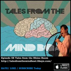 Episode 58 of Tales from the Mind Boat in the weeks episode I talk about my twenties spent in a drunken haze watching and performing stand up comedy at the now closed down Rhino Room in Adelaide. Stories from Pink Bunny suits, genital piercing, funerals and being hit by a red bull can is all on this episode. Enjoy. Tales from the Mind Boat on Twitter Trav Nash on Instagram Photos from the old days of the Rhino Room