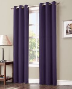 Sun Zero Shandriah Room Darkening Grommet Top Panel is a solid blackout panel and blackout construction helps block the light, reduces noise & save energy. Mattress Furniture, Colorful Curtains, Panel Curtains, Blackout Curtains, Grommet Curtains, Drapes Curtains, Blackout Panels, Paneling, Patio Curtains