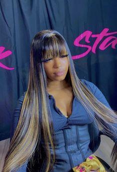 Baddie Hairstyles, My Hairstyle, Weave Hairstyles, Love Hair, Gorgeous Hair, Birthday Hair, Natural Hair Styles, Curly Hair Styles, Hair Laid