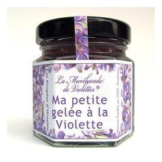 Confit de fleurs de Violette de Toulouse...