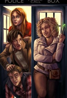 DOCTOR 11 AND COMPANIONS