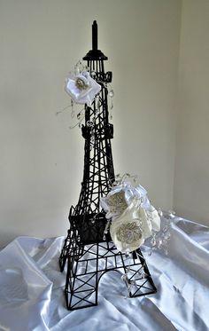 Paris Party Decoration Eiffel  Tower  Parisian  by thealteredchick, $68.00