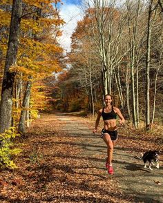From @sjunebug I can't look at this picture without smiling. ☺️☺️☺️ It has so many of my happiest, favoritest things: running, feeling like I'm flying, Bailey, sunshine, woods, and autumn! What makes you smile without fail? If you struggle with depression or winter blues or both, as I do, I definitely recommend this strategy... get a picture of yourself in the midst of what you love most, with a genuine smile, and look back at it to remind yourself that that level of joy can and does..