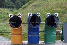 """Résultat de recherche d'images pour """"poubelles recyclage"""" Waste Segregation, Signage, Images, Trash Bins, Search, Billboard, Signs"""