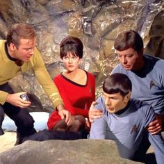 Star Trek�s red shirts didn�t �live long and prosper�