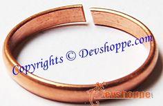 Pure Copper ring @ www.devshoppe.com