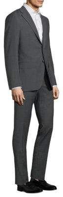 Boglioli Alton Microcheck Wool Suit. #blazer #tuxedo #mensfashion #fashionmen #fashionformen #menswear #menstyle #fashion #bossbabe