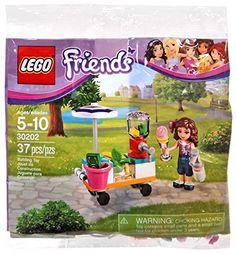 LEGO Friends Smoothie Stand Mini Set #30202 [Bagged] LEGO http://www.amazon.com/dp/B00SCAKQ9K/ref=cm_sw_r_pi_dp_9ysvwb1XBT4FY