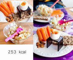 Mad & Søde Sager: Opskrifter 200-300 Kcal Nutella, Tapas, Health Fitness, Cheese, Snacks, Food, Braids, Sink, Food Food