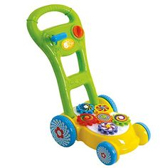 PlayGo Tiny Gears Mower -- You can find more details by visiting the image link.Note:It is affiliate link to Amazon.
