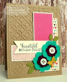 Taylored Felt! - Cards by Kerri
