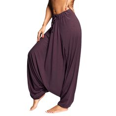 CharMma 2017 Women Trouser Drop Bottom Harem Pants with Drawstring Casual Loose Plus Size Full Length Pants-in Pants & Capris from Women's Clothing & Accessories on Aliexpress.com | Alibaba Group