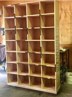 Custom order for those that have yoga studios Custom Bookshelves, Bookcase, Yoga Studios, Wood Book, Design Consultant, Wall, Room, Home Decor, Woods