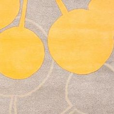 yellow and gray area rug | ... tufted Grey/Yellow Contemporary Halesowen Wool Abstract Rug (8' x 11