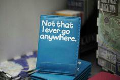 A clever passport case.