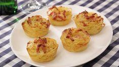 Spaghetti Carbonara-Muffins, ein sehr leckeres Rezept aus der Kategorie Nudeln. Bewertungen: 249. Durchschnitt: Ø 4,6.