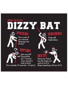 Dizzy Bat Game