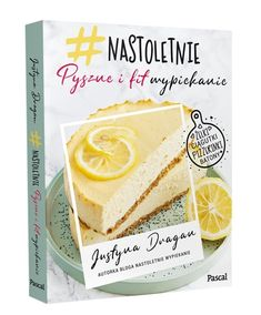 Poznaj Cytrynkę! Cake Recipes, Dessert Recipes, Desserts, Calzone, Food Cakes, Vanilla Cake, Latte, Good Food, Sweets