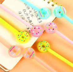 Ручки с пончиками. Нашла здесь - http://ali.pub/ka7of