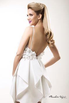 Dress By Farnaz Salmani