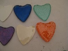 more melted plastic bead ideas