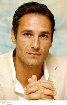 The handsome Italian actor Raoul Bova from Under the Tuscan Sun.