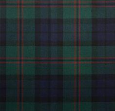 Dundas Modern Light Weight Clan Family Tartan Scottish Lochcarron