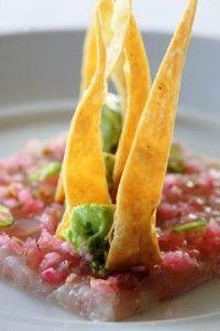 "Baja Sea Bass ""Tiradito"" Recipe from Las Ventanas al Paraiso"