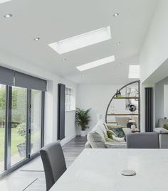 for House Extensions Barnet, North London - Detailed Planning Kitchen Extension Open Plan, 1930s House Extension, House Extension Plans, House Extension Design, Extension Designs, House Design, Extension Ideas, Kitchen Extension With Skylights, Bungalow Extensions