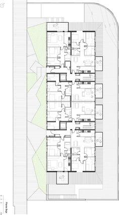 Resultado de imagen de social house arquitecture