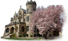 Joslyn Castle--Omaha, only tours on Sunday, $32