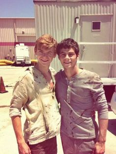 dyland and thomas sangster