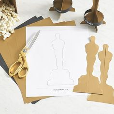 DIY an Award Winning Oscars Party! - Paper Source Blog Paper Source Blog