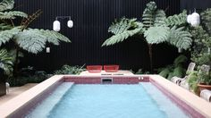 A Boutique Hotel so Comfortable and Homey - The Valverde Hotel Design in Lisbon, Portugal with a Garden Pool in the Yard Best Hotels In Lisbon, Lisbon Hotel, Hotel Boutique, Best Boutique Hotels, Portugal Travel, Spain And Portugal, Hotel Pool, Hotel Spa, Cancun