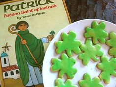 Rich roll cookies make great shamrocks (and gluten-free!)