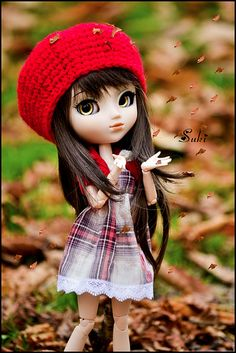 I love how simple she is. it makes her sooo gorgeous :) xoxo Cute Little Baby Girl, Cute Baby Dolls, Cute Cartoon Pictures, Cute Cartoon Girl, Pretty Dolls, Beautiful Dolls, Blythe Dolls, Girl Dolls, Cute Girl Hd Wallpaper