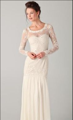 Temperley London Long Belle TEMPL40070 10: buy this dress for a fraction of the salon price on PreOwnedWeddingDresses.com