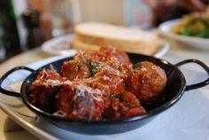 Boulettes de viande à la sauce tomate : polpette al sugo - Recette italienne
