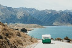 Happy Van in NZ  By Gobe Ambassador Mark Clinton #gobewild and join the adventure > www.mygobe.com  #roadtrip #van #vanlife #travel #newzealand #life #photography #nomad #adventure #gobe